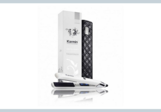Karmin Salon Series Hair Straightener