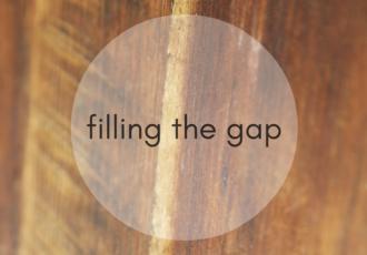 Filling the gap - Bernardi Beauty Blog (5)