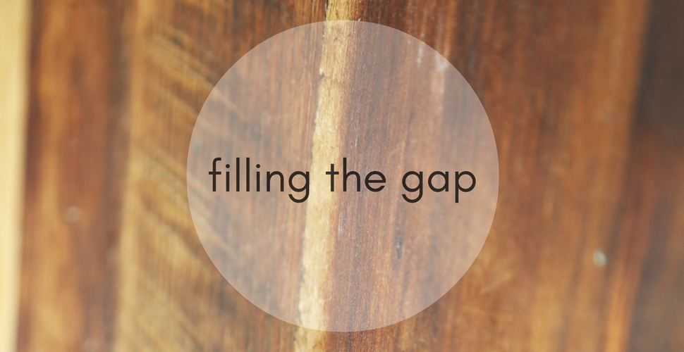 Filling the gap - Bernardi Beauty Blog (5)