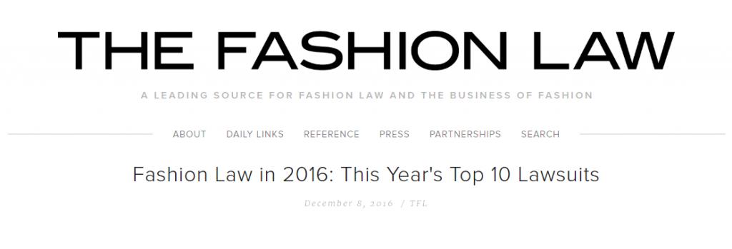 The Business of the Fashion World Bernardi Beauty Blog