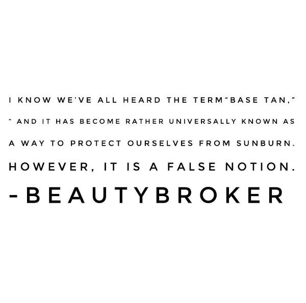 Beauty Broker So now you know Bernardi Beauty Blog